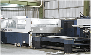Laser Cutting, TRUMATIC L3050