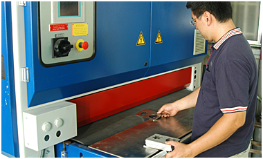 precision grinding and polishing for metal parts
