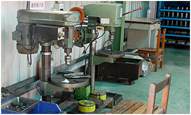 Drilling & Tapping Equipment